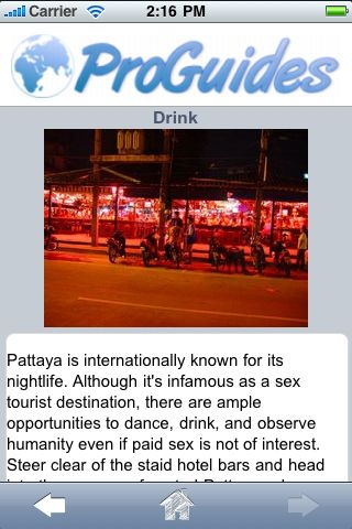 ProGuides - Pattaya screenshot #2