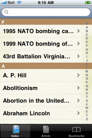 American Civil War Study Guide screenshot #3