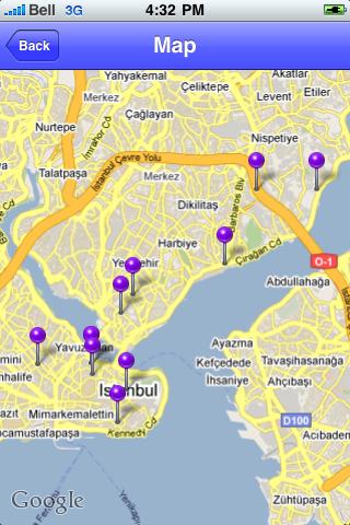 Istanbul Sights screenshot #1