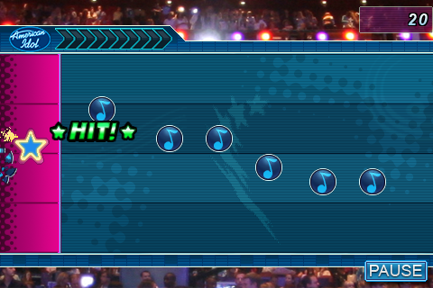 American Idol: The Game screenshot #2