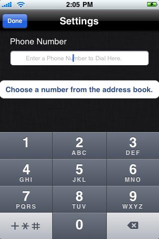 Dial My Boyfriend screenshot #3