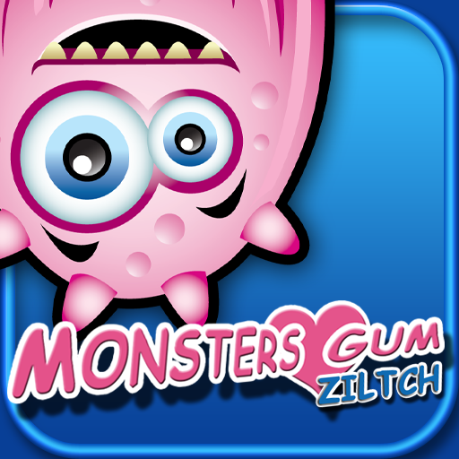 Monsters Love Gum Ziltch