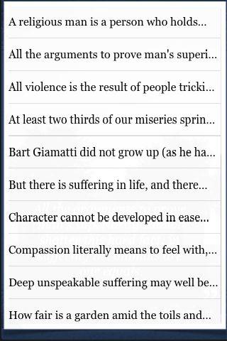 Suffering Quotes screenshot #3