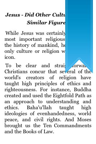 Jesus – Did Other Cultures Have Similar Figures screenshot #5