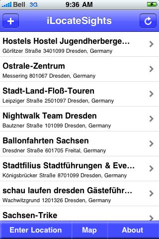 Dresden, Germany Sights screenshot #2