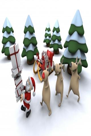 Slide Puzzle - Santa's Delivery screenshot #1