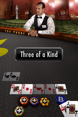 Texas Hold'em screenshot 3