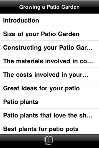 Growing a Patio Garden screenshot #3