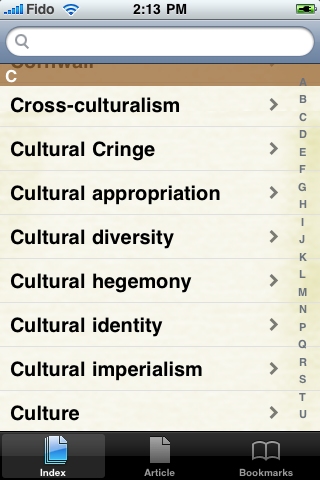 Cultural Imperialism Study Guide screenshot #2