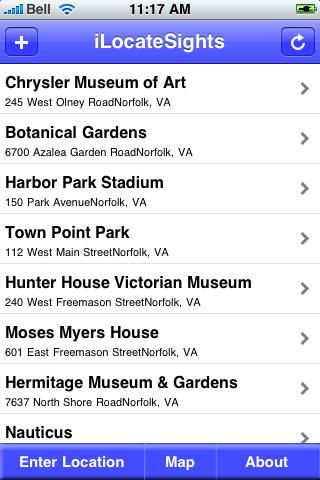 Norfolk, Virginia Sights screenshot #2
