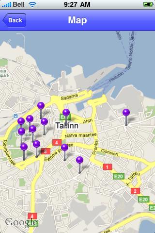 Tallinn Sights screenshot #1