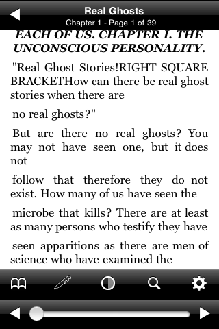 All Real Ghost Stories screenshot #3