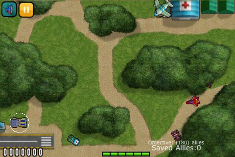 War Mania screenshot #4