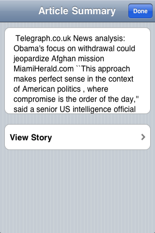 Parenting News screenshot #3