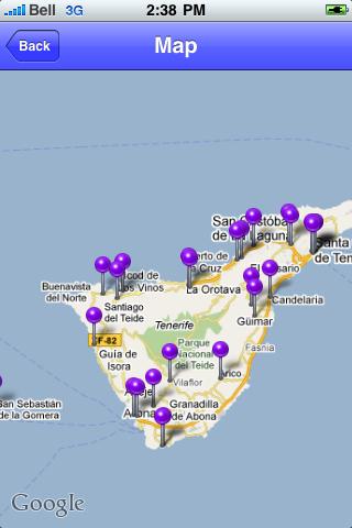 Canary Islands Sights screenshot #1