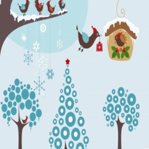 Winter Birds Slide Puzzle