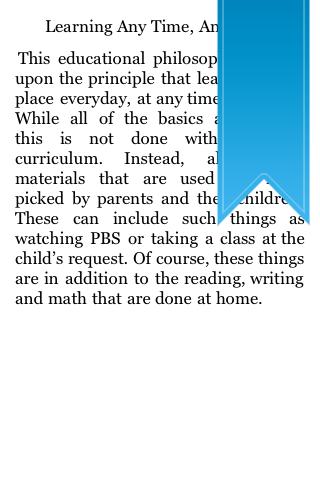 All About Unschooling screenshot #5