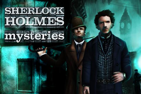 Sherlock Holmes Mysteries screenshot #1