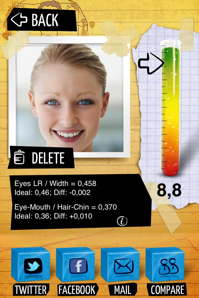 Beauty Check screenshot #2
