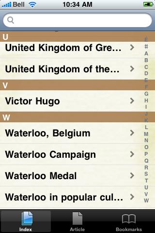 Battle of Waterloo Study Guide screenshot #3