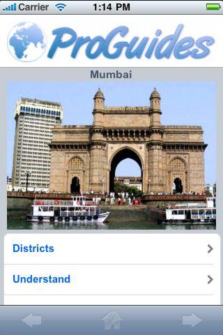 ProGuides - Mumbai screenshot #1