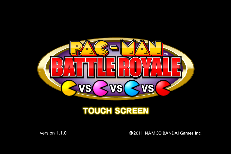 Pac-Man Battle Royale screenshot #1