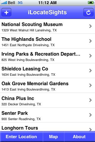 Irving, Texas Sights screenshot #2