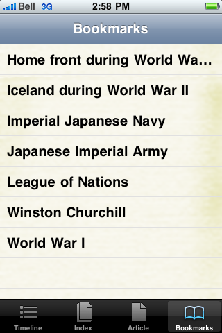 World War 2 Study Guide screenshot #3