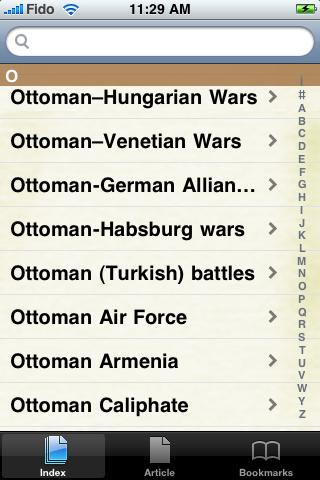 The Ottoman Empire Study Guide screenshot #2