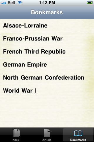 Franco Prussian War Study Guide screenshot #2