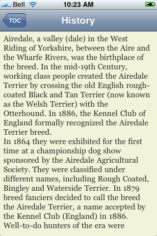 The Airedale Terrier Book screenshot #2