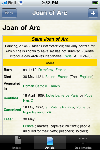 Joan of Arc Study Guide screenshot #1