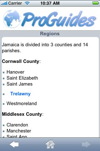 ProGuides - Jamaica screenshot #3