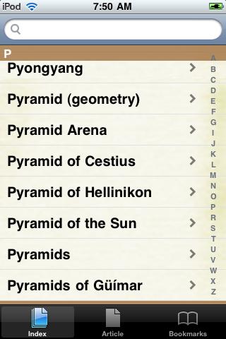 Pyramids Study Guide screenshot #2
