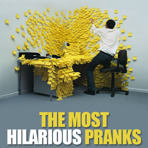 The Most Hilarious Pranks