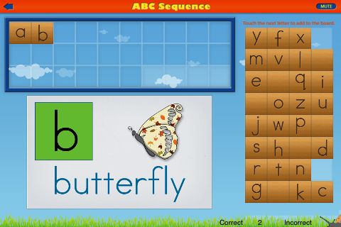 abc Sequence Lite Edition screenshot 2