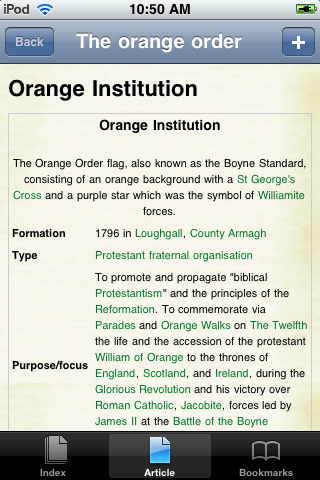 The Orange Order Study Guide image #1