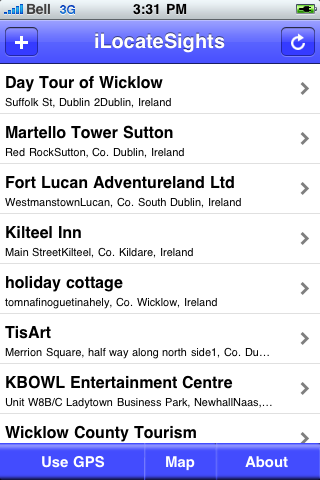 Dublin Sights screenshot #2