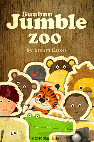 Buubuu Zoo Jumble screenshot 1