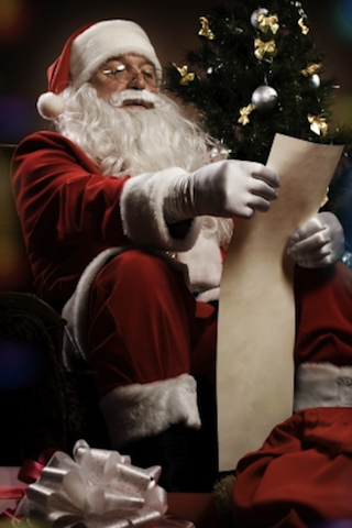 Slide Puzzle - Santa's List screenshot #1