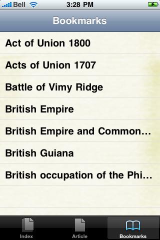 The British Empire Study Guide screenshot #3