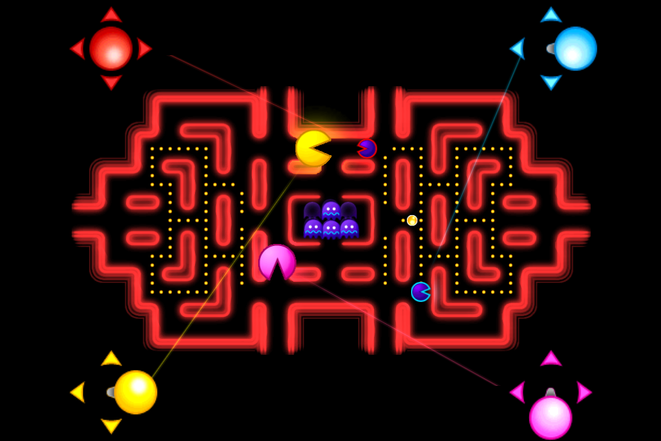 Pac-Man Battle Royale screenshot #5