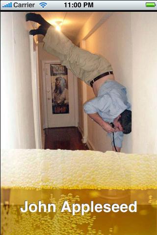 40cozy.com's DrunkDialer screenshot #1
