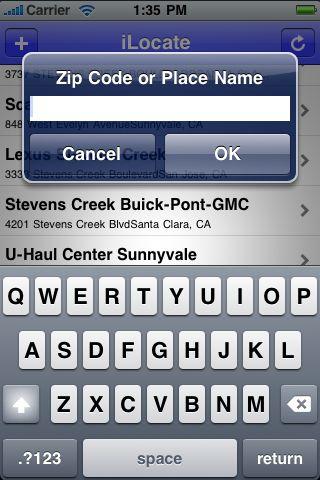 iLocate - Check Cashing screenshot #3