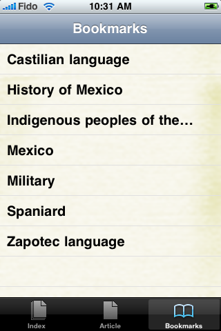 History of Mexico Study Guide screenshot #3
