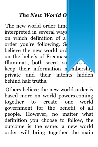 The New World Order screenshot #5