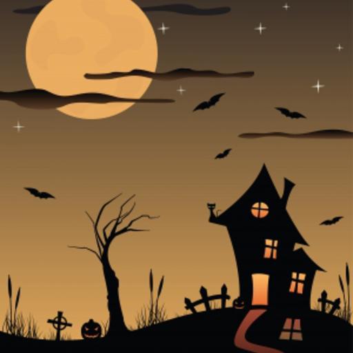 Haunted House Slide Puzzle
