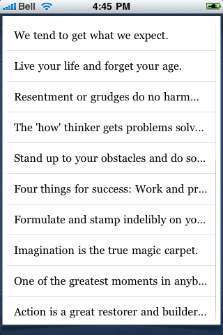 Norman Vincent Peale Quotes screenshot #3