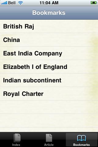 The East India Company Study Guide screenshot #2