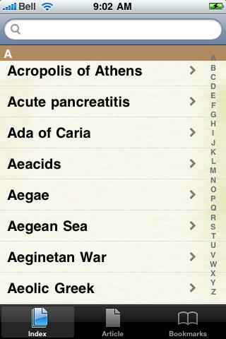 Alexander the Great Study Guide screenshot #3